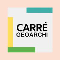 logo carré géoarchi